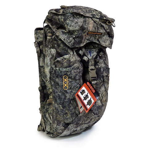 EBERLESTOCK Dragonfly Pack, Hide-Open Rock Veil (J107HK)