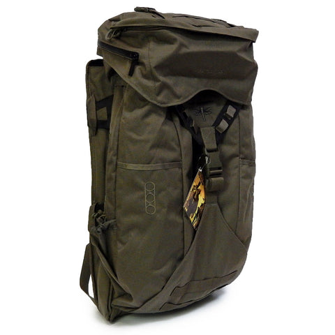 EBERLESTOCK Dragonfly M BigMouth Pack, Military Green (J107MJ)