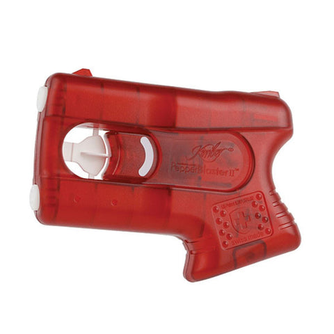 KIMBER Pepperblaster II Pepper Spray, Single Red (LA98001)