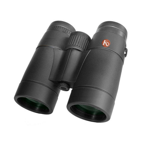 KRUGER Backcountry 10x50 Roof Prism Binoculars (61314)