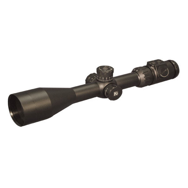 KRUGER TacDriver T4i 6-24x50 Rifle Scope, LRR Reticle, 30mm (63343)