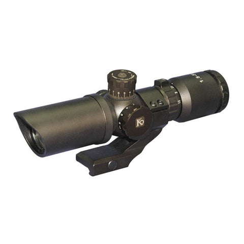 KRUGER TacDriver T4i 1.5-5x32 Rifle Scope, F-Plex Reticle, 30mm (63340)