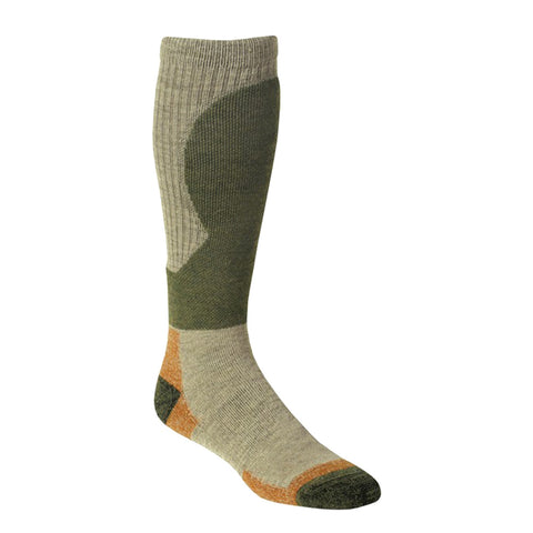 Kenetrek Canada Green & Tan Socks KE-1502
