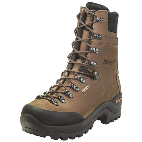 KENETREK Lineman Extreme Non-Insulated ST Brown Work Boot (KE-410-LNI)