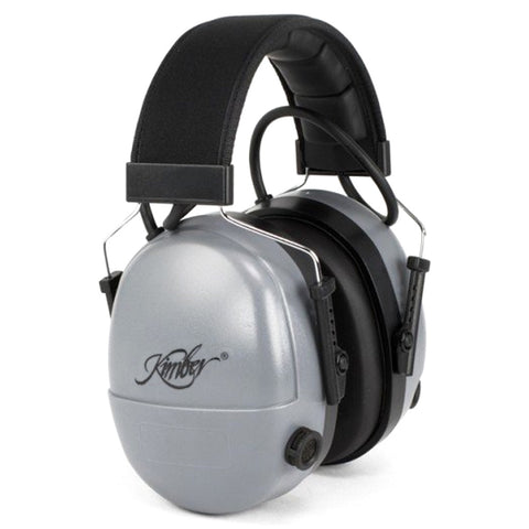 KIMBER Electronic 24dB Grey Earmuffs (4000286)