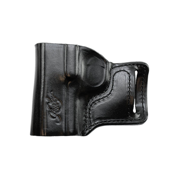 KIMBER L-Gat Slide Ultra/Pro/Custom-Size 1911 Left Hand Black OWB Holster (4100661)