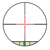 KONUS Konuspro M-30 6.5-25x44 Rifle Scope, Illuminated Mil-Dot Reticle (7281)
