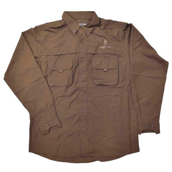 KRYPTEK Adventure Brown Shirt II (17ADV7BSDB)