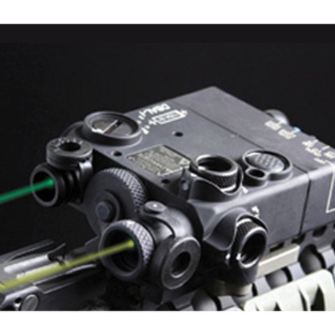 LASER-DEVICES DBAL-I2 IR Laser, Visible Green/Class I Infrared (54036)