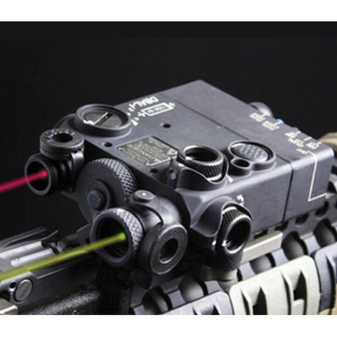 LASER-DEVICES DBAL-I2 Laser Pointer, Visible Red, Class I Infrared IR (50433)
