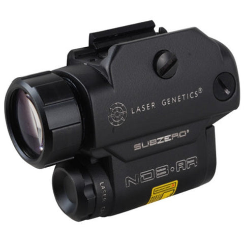 LASER GENETICS ND3-AR Subzero Long Distance Green Laser Designator Sight (LGND3ARSZ)