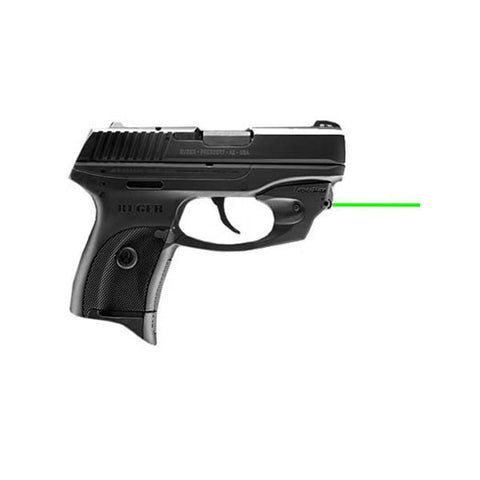 LASERMAX CenterFire Laser for Ruger LC9, Green (CF-LC9-G)