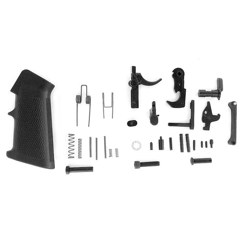 LBE UNLIMITED Complete AR15 Lower Parts Kit (AR15LPKT)