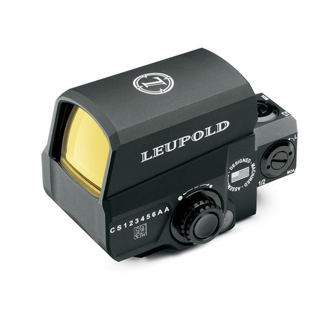 LEUPOLD Carbine Optic Red Dot Sight, Matte (119691)