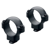 LEUPOLD Dual Dovetail Rings, 1 inch - Low Matte (49915)