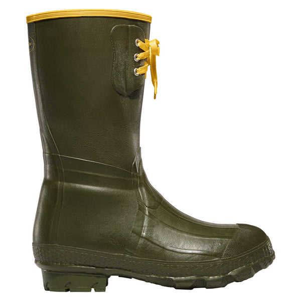 LACROSSE Insulated Pac 12in OD Green Boots (260040)