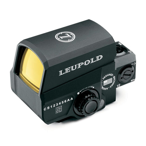 LEUPOLD LCO Blacked Out 1 MOA Red Dot Sight 120808