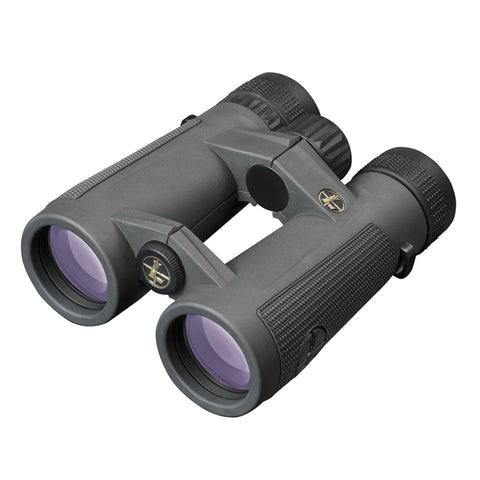 LEUPOLD BX-5 Santiam HD 8x42 Shadow Gray Binoculars (174481)