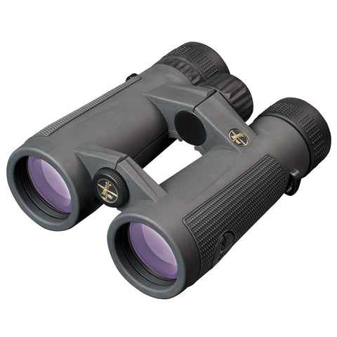 LEUPOLD BX-5 Santiam HD 10x50 Shadow Gray Binoculars (175854)
