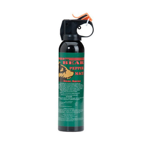 MACE SECURITY INTERNATIONAL Animal Repellent Bear Pepper Spray, 260g (80346)