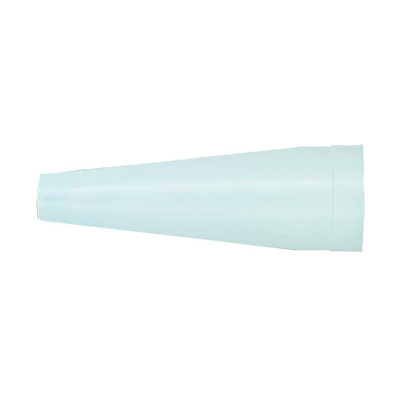 MAGLITE Traffic Wand C/D-Cell Flashlight Cone, White (ASXX808)