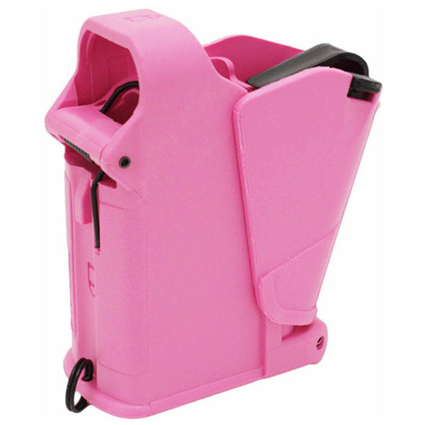 MAGLULA UpLula Pink Universal Pistol Magazine Loader, 9mm -.45 (UP60P)