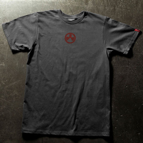 MAGPUL Branded Center T-Shirt, Smoke, XL (MAG621-SMK-XL)