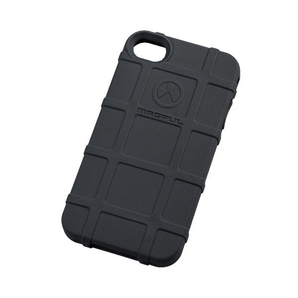 MAGPUL Field Case, iPhone 4/4S, Black (MAG451-BLK)