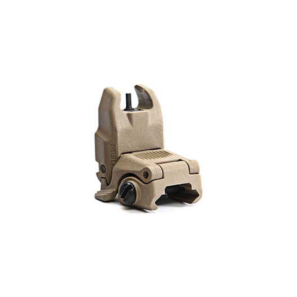 MAGPUL MBUS Magpul Back-Up Sight, Front Gen 2, Flat Dark Earth (MAG247-FDE)