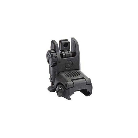MAGPUL MBUS Magpul Back-Up Sight, Rear Gen 2, Black (MAG248-BLK)