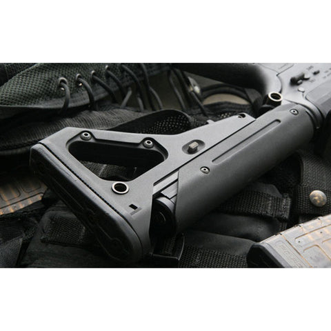MAGPUL UBR Collapsible Stock, Black (MAG330-BLK)