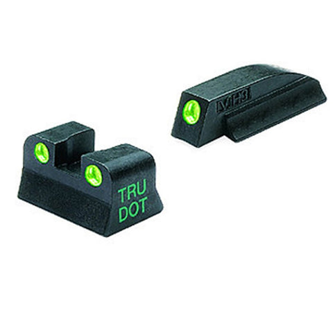 Mako Front- Rear Green-Green Iron Sight ML10662