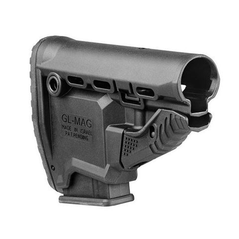 MAKO  Survival Buttstock w/ Built-In 10 Rd Magazine Carrier (GL-MAG)
