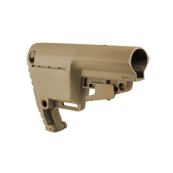 MFT Battlelink Utility Low Profile Stock Mil Spec Tube, Scorched Dark Earth (BULSMILSDE)