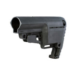 MFT Battlelink Utility Low Profile Stock Mil Spec Tube, Std Hardware, Black (BULSMIL)