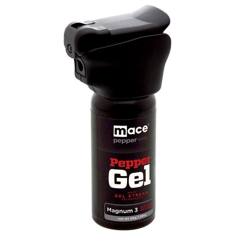 MACE Night Defender Pepper Gel With Led Light (80352)