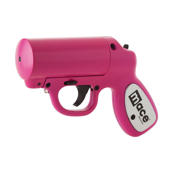 MACE Pepper Gun with Strobe LED Spray 80404