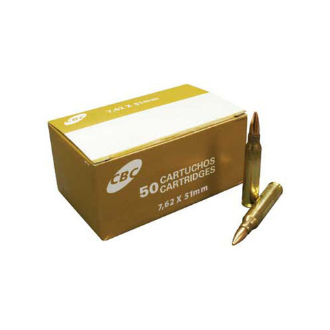 MAGTECH M80 762x51 Sport Shooting Ammunition (CBC762A)