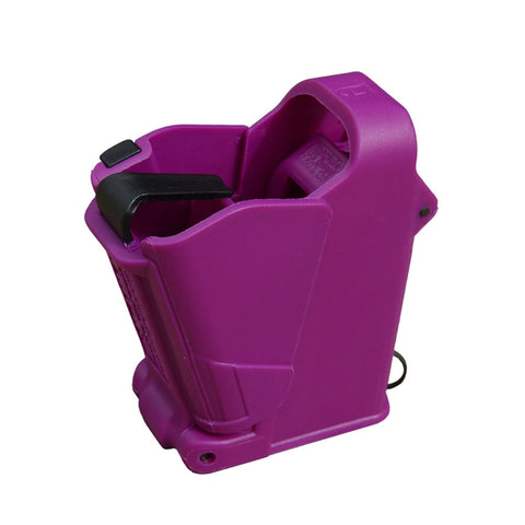 MAGLULA UpLULA 9mm to 45ACP Purple Universal Pistol Mag Loader (UP60PR)