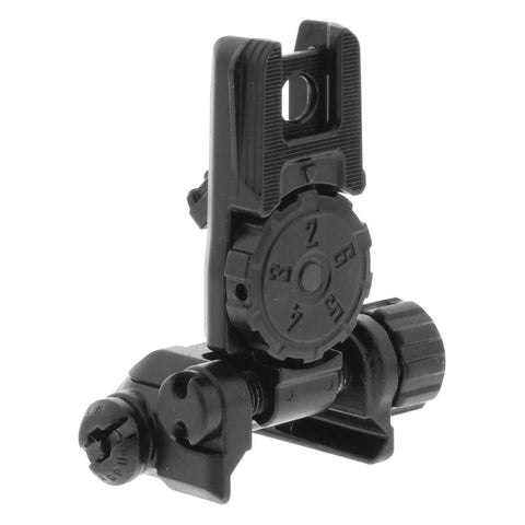 MAGPUL MBUS Pro LR Adjustable Rear Sight MAG527