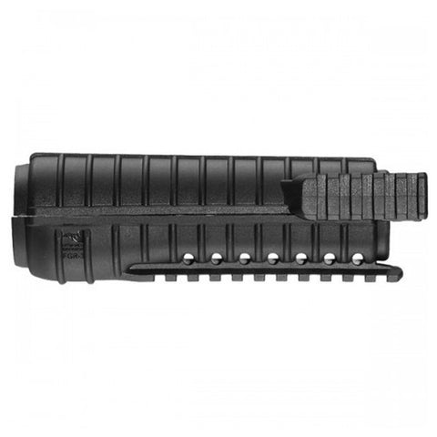 FAB DEFENSE AR15 Polymer Handguard with 3 rails (FGR-3)