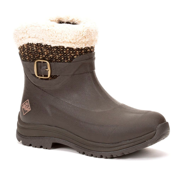 MUCK BOOT COMPANY Womens Arctic Supreme Brown Winter Boots (AP8S-900-BRN)