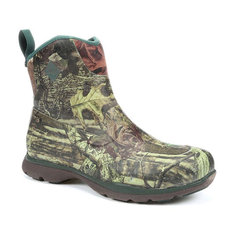 MUCK BOOT COMPANY Mens Excursion Pro Mid Mossy Oak Infinity Boots (FRMC-MBI-MO)