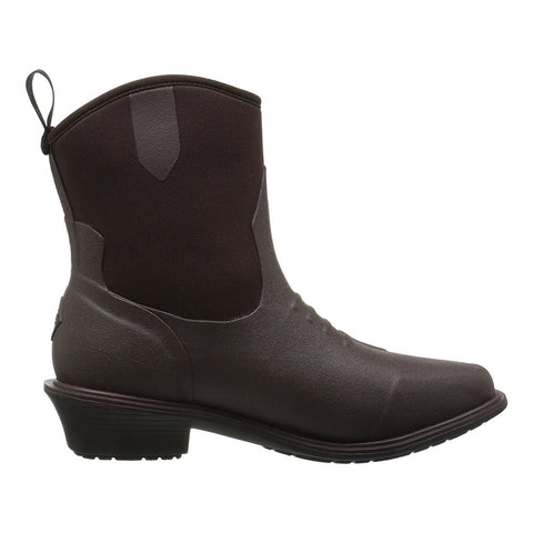 MUCK BOOT COMPANY Womens Juliet Ankle Brown Boots (JAW-900-BRC)