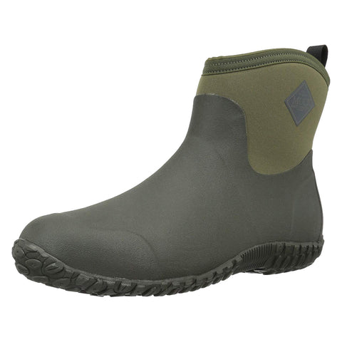MUCK BOOT COMPANY Mens Muckster II Ankle Casual Moss/Green Boots (M2A-300-GRC)