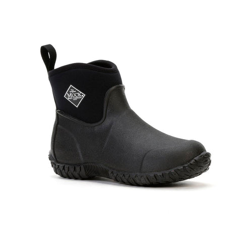 MUCK BOOT COMPANY Kids Muckster Ankle Black Boot (MAK-000)