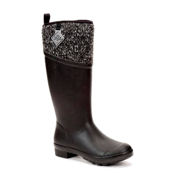 MUCK BOOT COMPANY Womens Tremont Supreme Black Winter Boots (WTST-000-BLK)