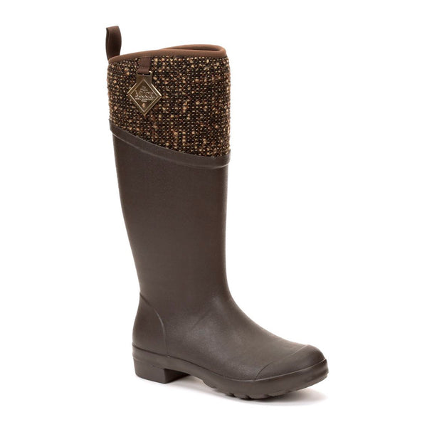 MUCK BOOT COMPANY Womens Tremont Supreme Brown Winter Boots (WTST-900-BRN)