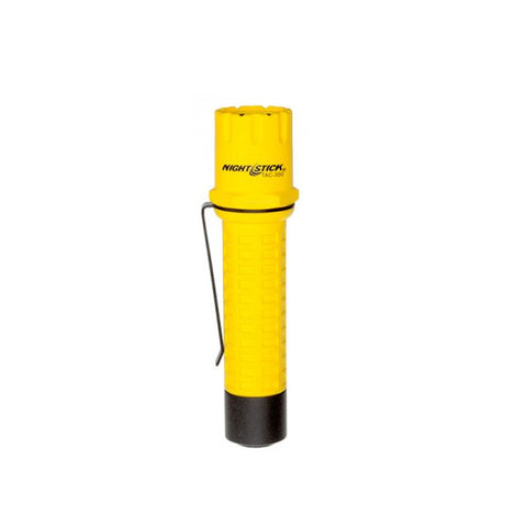 NIGHTSTICK TAC-300Y Yellow Tactical Polymer LED Flashlight (TAC-300Y)