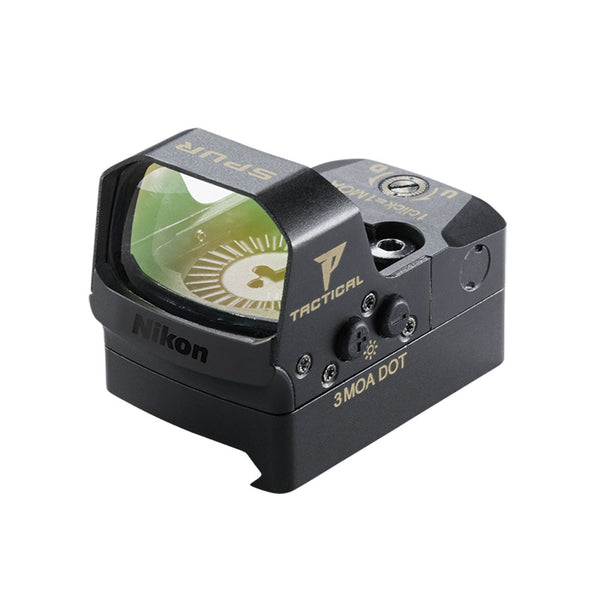 NIKON P-Tactical Spur 3 MOA Dot Reflex Sight 16532